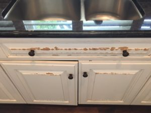 How To Fix Water Damaged Cabinets Amp What To Look For