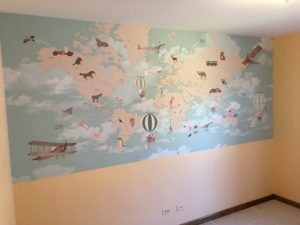 wallpaper installation chicago - digital murals