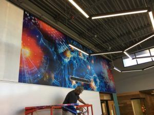 digital murals - wall art pingree grove