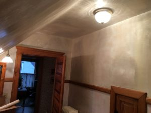 residential and commercial wallpaper installation