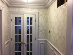 cost to wallpaper a room