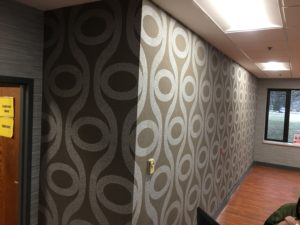 commercial wallpaper office