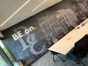 conference room wallpaper mural
