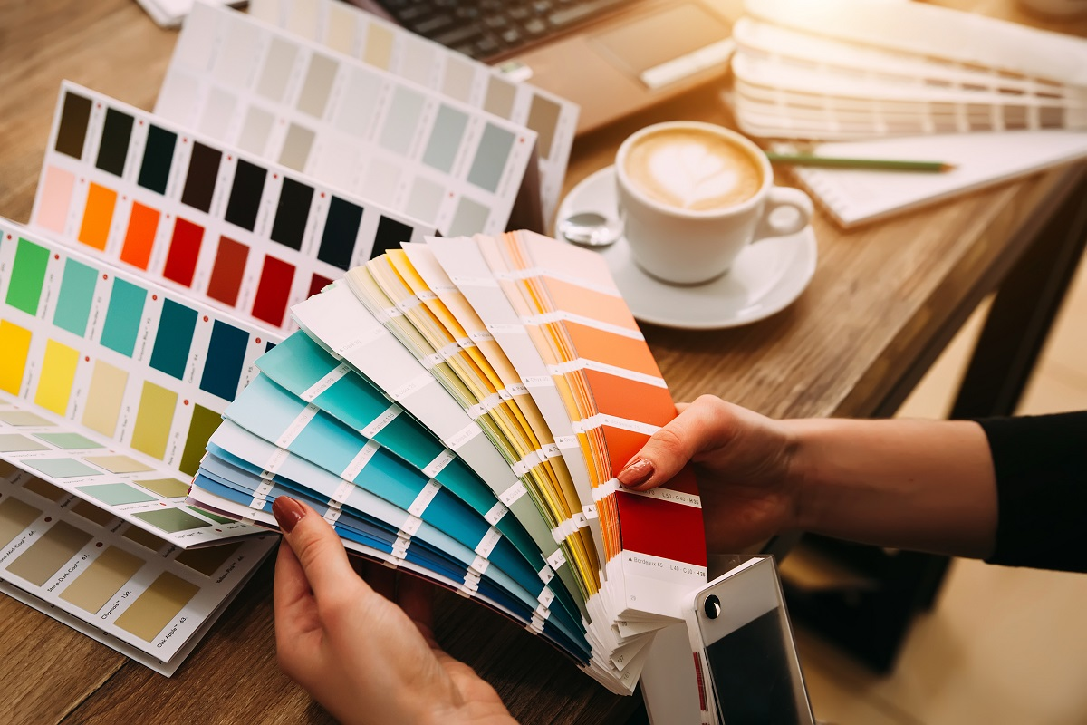 How to pick colors for your home